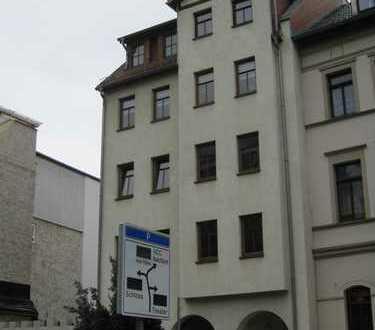 2-Zimmer-Wohnung mit Balkon und Schlossblick