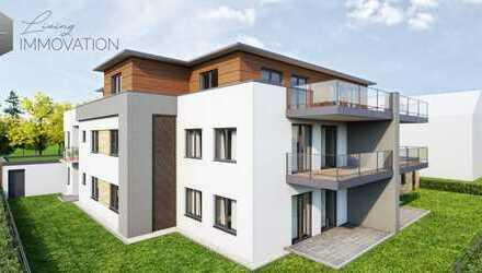 Familienfreundliche EG-Wohnung mit Terrasse und eigenem Garten