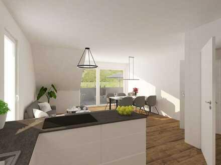3-Zimmer Eigentumswohnung B4 Neubau mit Dachterrasse in Toplage am Ende einer Wendeplatte
