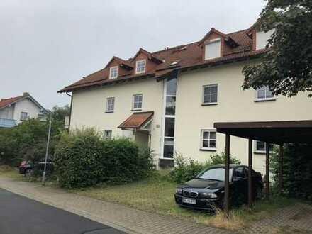 TOP-INVEST Ebenerdige Wohnung mit viel Licht und schöner grüner Terrasse