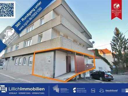 Ladengeschäft mit Lagerfläche in Toplage von Kornwestheim! Ideal auch für Künstler oder OnlineShops