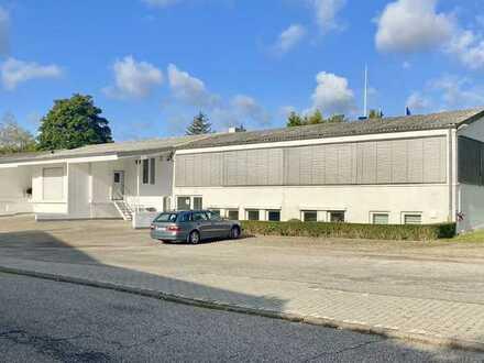 Produktionsgebäude mit Bürotrakt (Food/Hygienebetrieb) auch zu VERMIETEN