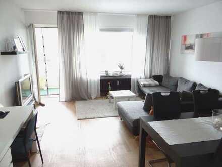 Zentral gelegene 2-Zimmer Wohnung mit Balkon und Fahrstuhl im Haus