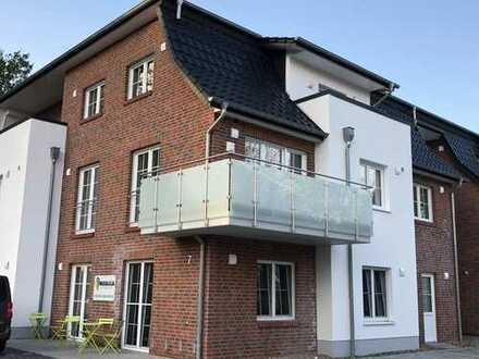Erstbezug mit Balkon: ansprechende 3-Zimmer-Wohnung in Ammerland (Kreis)
