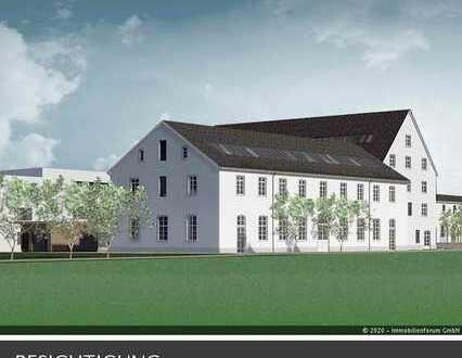 Loftwohnung in Denkmalobjekt Klosterarkaden