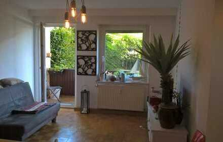Helle 4-Zimmer-Wohnung mit Balkon, ruhig und zentral