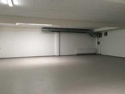 Wunschkonzert - Zweckmäßige Lagerhalle wartet auf neue Nutzung