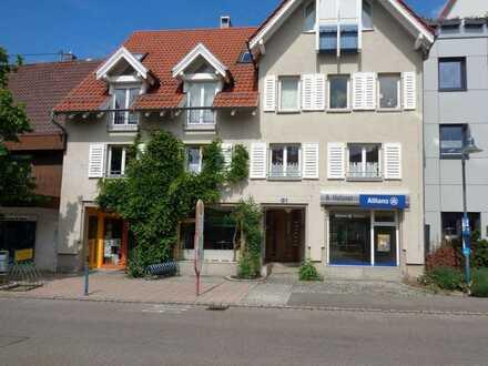 Bad Boll- 2,5-Zimmer Wohnung im Zentrum