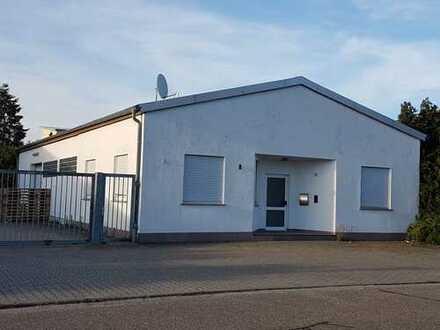Bürofläche mit 150qm Halle zu vermieten *Provisionsfrei*