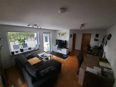 Gepflegte 2-Raum-Wohnung mit Terrasse und Einbauküche in Stuttgart-Sillenbuch