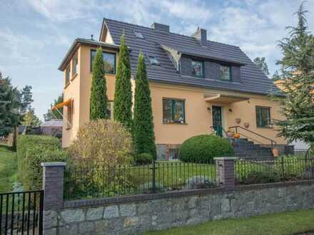 Das beste Haus am Schwielochsee - nur ca. 500 m zum See .Voll möbliert !