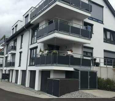 Ideal für Singles-schöne 1-Zimmer-Wohnung mit Balkon und Einbauküche in Winnenden