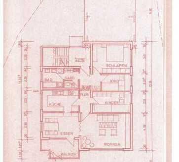Sonnige, attraktive 5-Zimmer-Wohnung mit Balkon in Ebersbach/Weiler (Bilder folgen)
