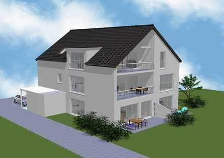 Exclusive Neubauwohnung im DG (Nr.4) in Schildesche #Provisionsfrei#