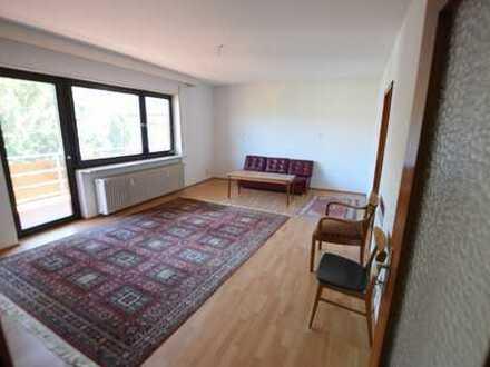 MA-Niederfeld: 3 ZKB mit Balkon in ruhiger Wohnlage