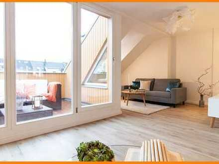 +++ Dachgeschoss-Terrassen-Highlight für Eigennutzer oder Anleger ! +++