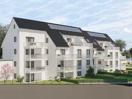 NEUBAU: Moderne 4-Zimmer-Wohnung mit Terrasse und Garten
