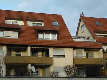Zentrales Wohnen in Beuren mit Blick zur Burg Hohenneuffen