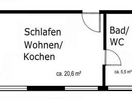 Möbiliertes Apartement in Metten