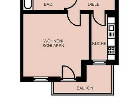 Hübsche Single-WE in Schloßchemnitz