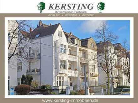 KR-BOCKUM! Sanierter herrschaftlicher 187m² Altbau-Traum mit 4 Balkonen und Garage!