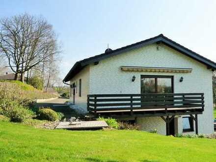 ***Haan-Gruiten, Haus-im-Haus-Konzept mit großer Terrasse - ruhiges Wohnen umgeben von der Natur!***