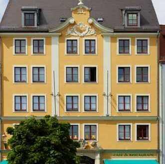 2-Raum-Wohnung Zittau Innenstadt mit Einbauküche, Balkon und Aufzug