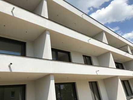 Mit eigenem Garten: Elegante 3,5-Zimmer-Wohnung (E-6) / 91,18 m² / inkl. Top-Küche / Parkett