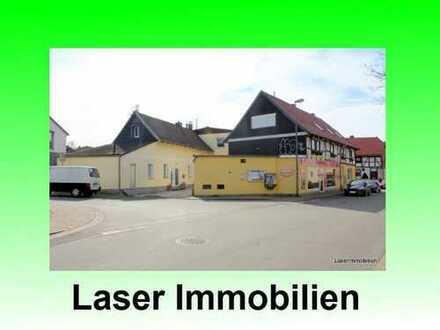 Cremlingen-Destedt: MFH (5 WE und Gewerbe) - vermietet, Rendite ca. 5,92%, Fläche: 581m², GS 874m²