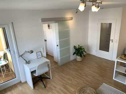Top möblierte 1-Zimmer-Wohnung in Weingarten sofort bezugsfrei