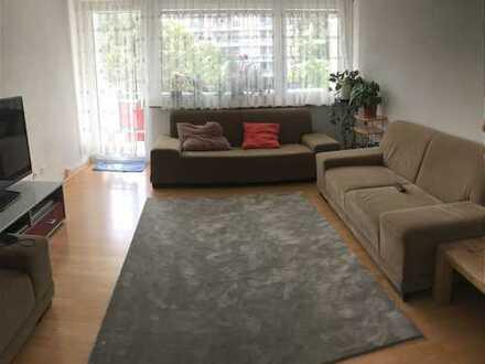 helle 3- Zimmer Wohnung, Pfarrwiesenallee in Sindelfingen mit Südbalkon
