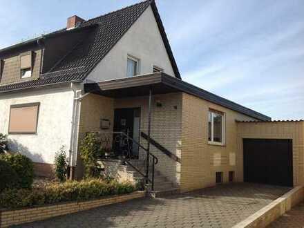 Modernisierte Doppelhaushälfte in Wolfsburg, Wohltberg