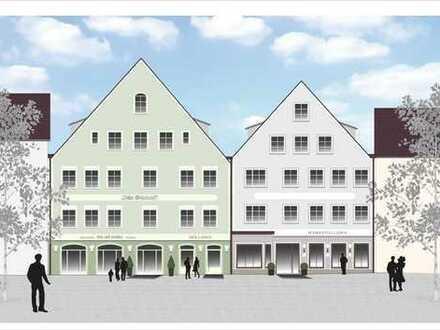 Ladeneinheit für Eigennutzer und  Kapitalanleger Denkmalobjekt in Schongau