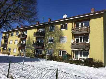 Vollständig renovierte 3-Zimmer-Wohnung mit Balkon in Munderkingen