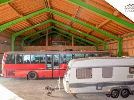 Attraktive Lagerfläche im Außenbereich!