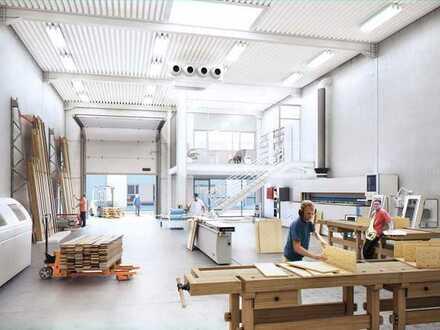 Erstbezug - kleine Werkstatt oder Serviceflächen mit Büro von 81 qm bis 1.228 qm