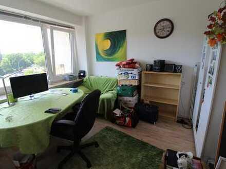 1 Zimmer Wohnung mit Balkon