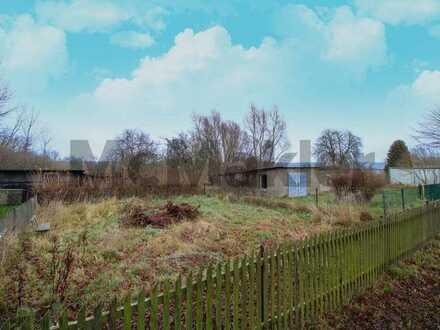 Entfaltungsfreiheit und Naturnähe: Großes, erschlossenes Grundstück auf der Halbinsel Drigge