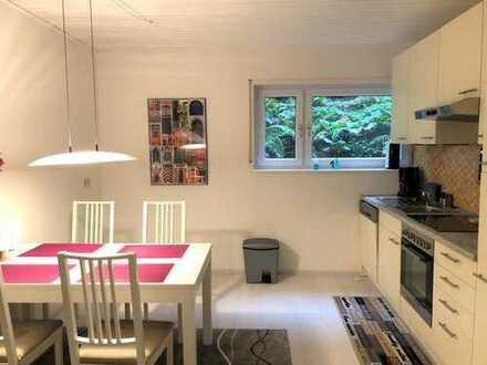 Möbliertes, ruhiges 1-Zimmer-Appartement in Viernheim zu vermieten