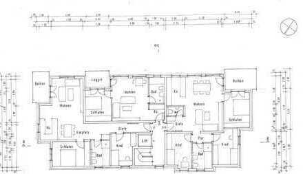 Erstbezug: in einen 8-Familien Haus von 5 Wohnungen mit Terrasse/Balkon in Walzbachtal