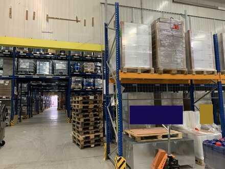 *EINZIGARTIG* Produktions-, Logistik- und Lagerhalle an der B 29 zu vermieten