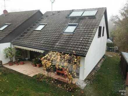 Ruhig, grüne Lage, viel Platz, Terrasse, Garten, Garage !!