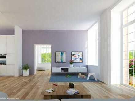 3 Zimmer für die kleine Familie + Denkmal-AfA + Vermietungsgarantie für Kapitalanleger + Erstbezug