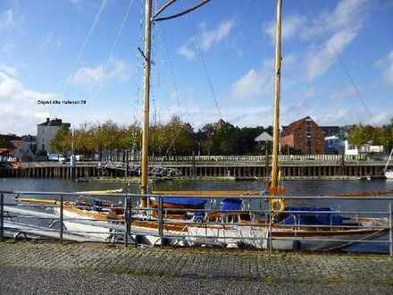 *3-Z. ETW mit Hafenblick und Aussicht Weser!*