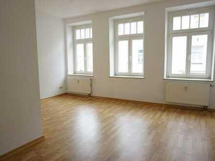 3 Raumwohnung mit Balkon, Gäste-WC und vieles MEHR