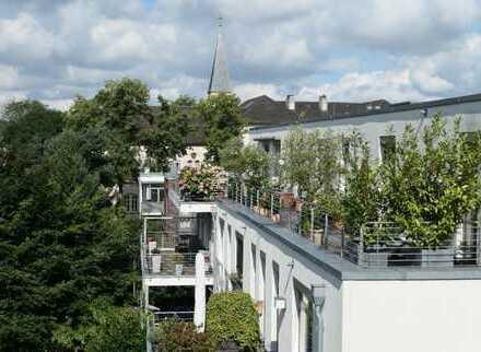 Altstadt - modernes Apartment mit Einbauküche und Balkon - Heiligengeisthöfe