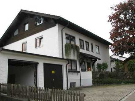 Schöne, sonnige vier Zimmer Wohnung in Dietmannsried / Oberallgäu