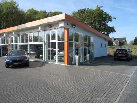 Ausstellungsfläche mit Büro in zentraler und verkehrsgünstiger Lage von Bad Honnef-Aegidienberg