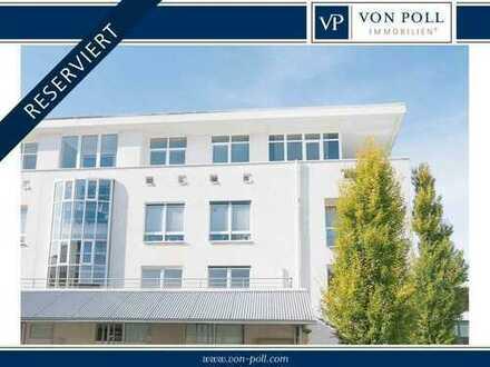 Seltene Gelegenheit: Geräumige City-Wohnung mit Garage & 1 Stellplatz