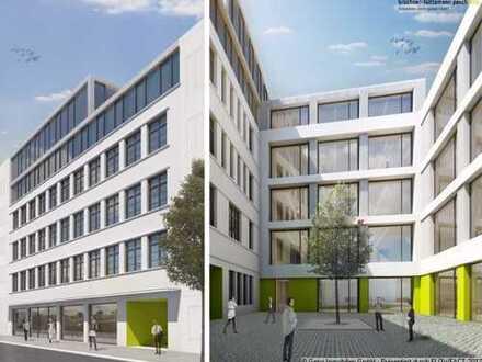 Attraktive Mietwohnungen im Wilhelmstraßenquartier - Penthouse mit großer Dachterrasse